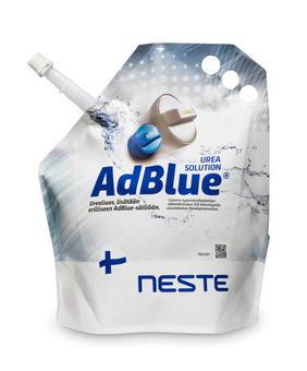 Adblue Kulutus